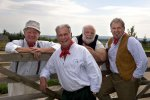 The Wurzels with Mick O'Toole