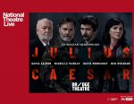 JULIUS CAESAR Broadcast live from The Bridge Theatre, London.