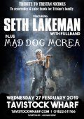 Seth Lakeman with Mad Dog Mcrea SOLD OUT