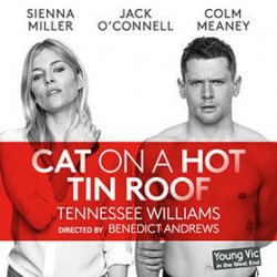 NT Live: Cat On A Hot Tin Roof  Captured Live