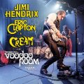 Hendrix, Clapton & Cream by Voodoo Room